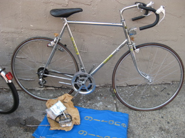 For Sale Gitane Traveler Bike With Bag Nos Via Bicycle