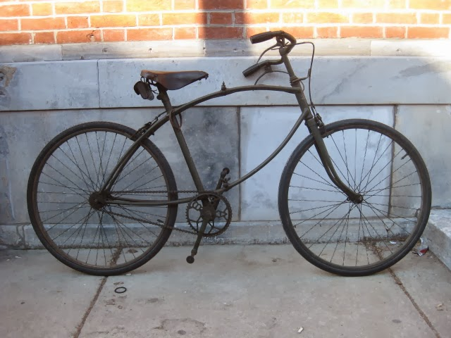 For Sale: BSA paratrooper bike – Via Bicycle