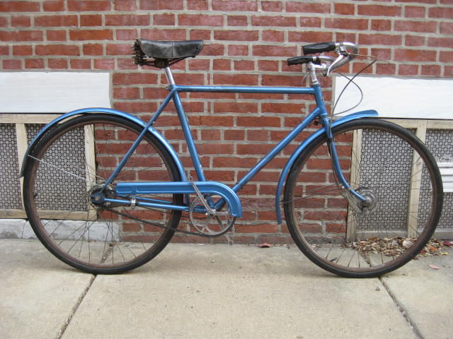 For Sale: Early Schwinn Paramount tourist Serial number
